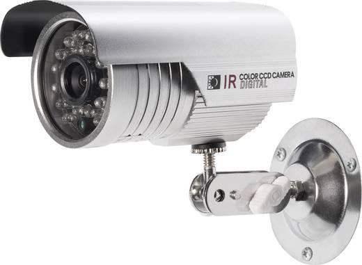 Színes CMOS megfigyelő kamera, 600 TVL, 4,3 mm, renkforce