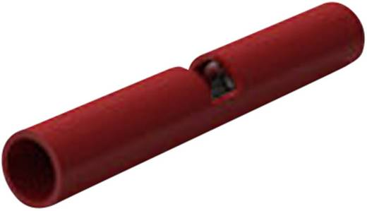 Ütközős összekötő 0.25 mm² 1.6 mm² eljesen szigetelt Piros TE Connectivity 320559 1 db