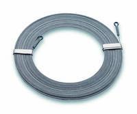 Kábel behúzható acél 15 m vastagságú 3,5x0,5 mm 900N 140006 Cimco 1 db Cimco