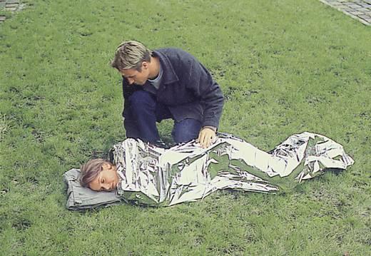 Izolációs mentőtakaró, mentőfólia (H x Sz) 210 cm x 160 cm