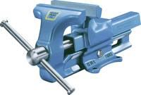 HEUER nagyméretű ipari párhuzam satu 180 mm széles védőpofával (100.180) Heuer