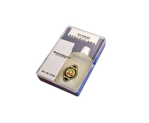 Univerzális fenőkő készlet, 3 db, Kirschen 3703