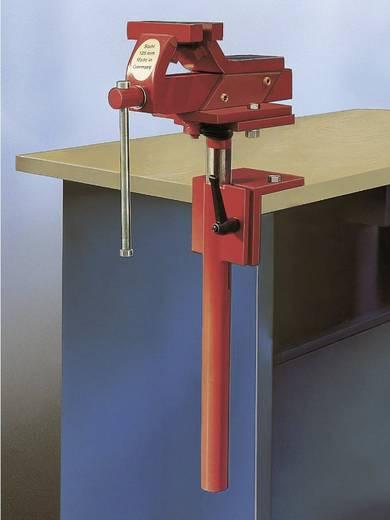 Állítható magasságú, asztalhoz rögzíthető, felcsavarozható gépsatu