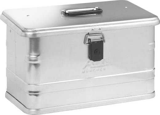 Tároló doboz, alumínium, 29 LITER