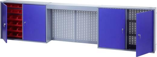 Küpper akasztós szekrény, világítással, 190x2400x600 mm