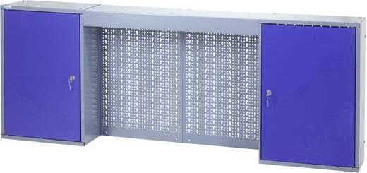 Küpper akasztós szekrény, világítással, 190x1600x600 mm