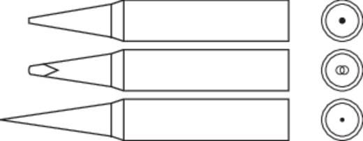 ST 804 és SC60 forrasztópákához való ceruzahegy formájú, központosított csúcs pákahegy, forrasztóhegy 1.0 mm