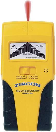 Vezetékkereső, fémkereső, gerendakereső műszer Zircon Multiscanner MM Pro SL 62120