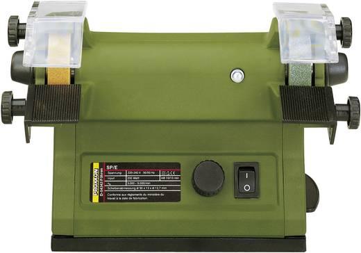 Proxxon Micromot SP/E asztali köszörűgép, asztali csiszoló és polírozó 230V