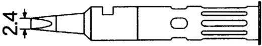 Weller WP60 pákahegy, forrasztóhegy 2,4 mm-es véső formájú T0051644499