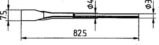 Kiforrasztó pákahegy pár, 422FD3/452FDLF075