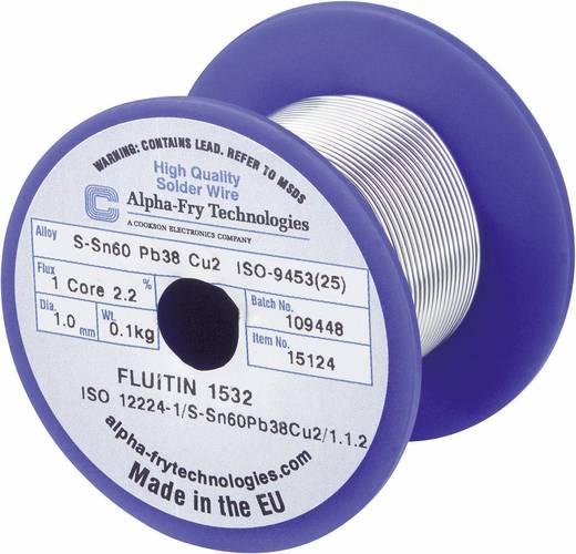 Forrasztóón Fluitin 100g/1mm