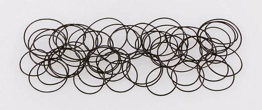 O-gyűrű tömítés készlet órákhoz, 100 részes, TOOLCRAFT