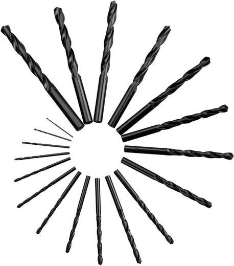 HSS Spirálfúró készlet 102 részes DIN 338