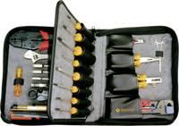 Szerszámos táska, üres, 320 x 250 x 100 mm, nylon, Bernstein 2701 Network Bernstein