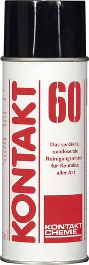 Kontakt tisztító és kenő spray, erősen szennyeződött érintkezőkhöz, 400 ml Kontakt Chemia kontakt 60