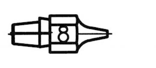 Forrasztási anyag elszívó dűzni Weller DX 118 Hegy méret 0.7 mm Csúcs hossza 18 mm Tartalom, tartalmi egységek rendelésenként 1 db