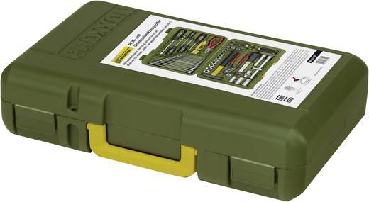 Proxxon 23650 43 részes autós, univerzális szerszámkészlet kofferben