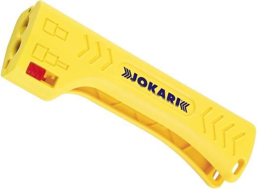 Jokari kábelkés, vezetékcsupaszoló koax és PVC kábelekhez Ø 4,8 - 7,5 mm, 3 x 0,75 mm²-ig RG58/ RG59 Jokari 30100