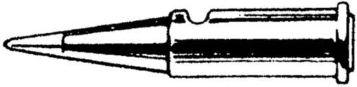 Pákahegy tűforma vékony