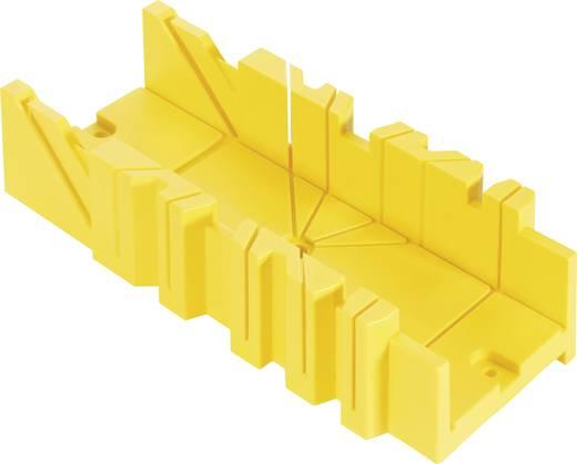 Műanyag gérvágó sablon, 300 mm, Basetech