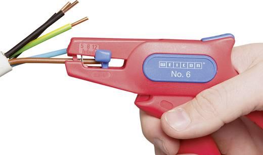 WEICON TOOLS Csupaszoló fogó, Super 6 1000 V 0,2 - 6 mm² (24 - 10 AWG) Kábelekhez és vezetékekhez 51000006-KD