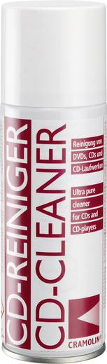 CD tisztító spray, 200 ml