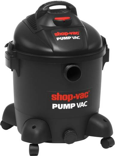 Száraz - nedves porszívó, 1400 W, 30 l, ShopVac Pump Vac 30, 5870829