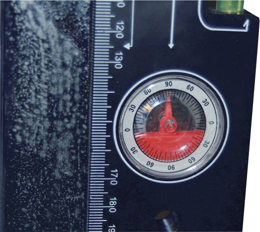 Zseb vízmérték 200mm Rona