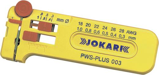 Drót csupaszoló Alkalmas PVD drótok, PTFE drótok 0.16 mm (max)