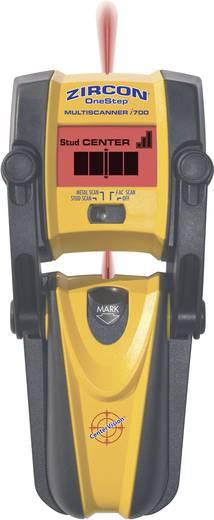 Zircon MultiScanner i700 OneStep fa-, fém- és vezetékkereső