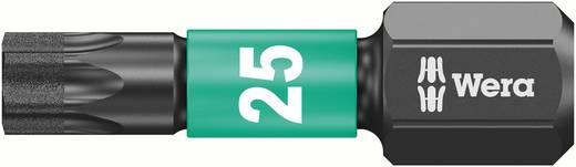 867/1 IMP DC Impaktor TORX® Bit 25 mm Wera 05057624001 T 20 6,3 mm (1/4) hatlap, hossz:25 mm