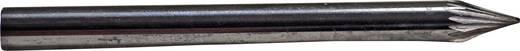 Keményfém fúró, hegyes, kúpos végű 3,2mm átmérőjű RONA