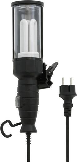 Műhelylámpa, felakasztható munkalámpa kompakt fénycsővel, 20W-os E27-es 814593