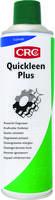 CRC nagyteljesítményű tisztító spray, fémtisztító 500 ml QUICKLEEN PLUS 30359-AA CRC