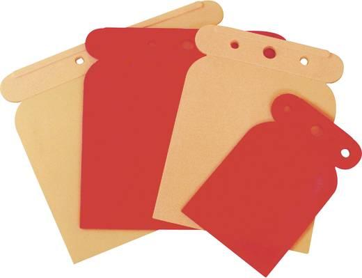 4 részes spatulyázókészlet karosszériához Nigrin 21014 4 rész