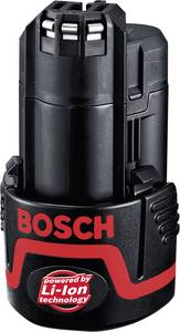 Bosch Professional 1600Z0002W Szerszám akku 12 V 1.5 Ah Lítiumion Bosch Professional