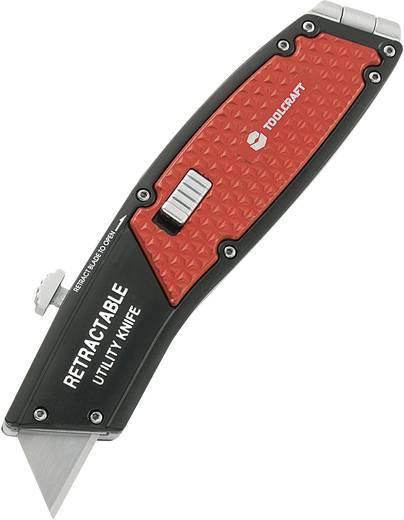 Tapétavágó kés, szőnyegvágó kés Toolcraft 814848