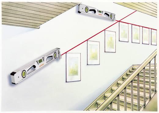 Digitális vízmérték, 64 cm, 180°, 0,5 mm/m, kalibrált: gyári standard, Laserliner DIGI LEVEL LASER 081.201A