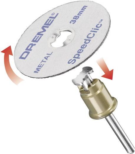 Dremel Speedclic gyors tárcsacserélő rendszer 38mm átmérőre