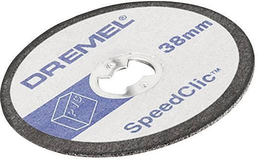 Dremel SC 476 SpeedClic 38 mm átmérőjű 5db-os műanyag vágótárcsa készlet