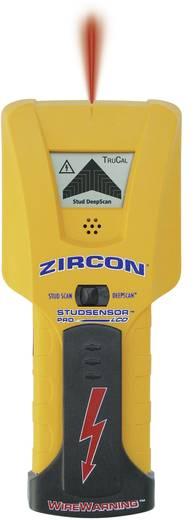 Vezetékkereső, fémkereső, gerendakereső műszer Zircon Pro LCD 62147