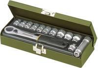 """13 részes racsnis dugókulcs készlet, racsnis krova készlet 5,5mm - 14mm között 6,3mm (1/4"""") hajtáshoz, Proxxon  Proxxon Industrial"""