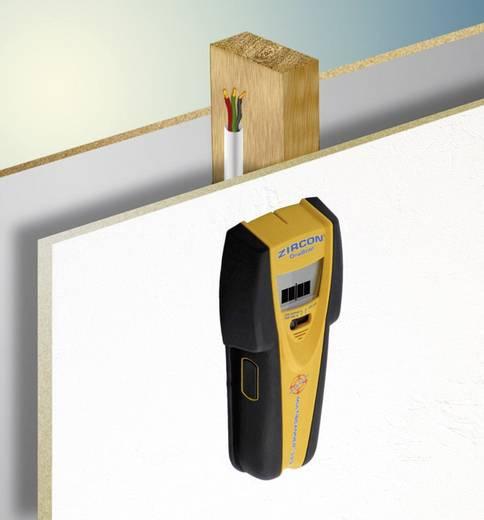 Zircon MultiScanner I320 fa-, fém- és vezetékkereső