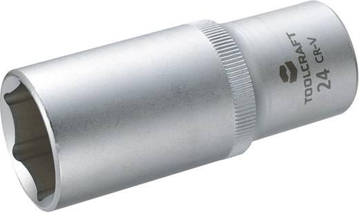 Dugókulcs betét 12,5 mm (1/2), 24x77 mm, TOOLCRAFT