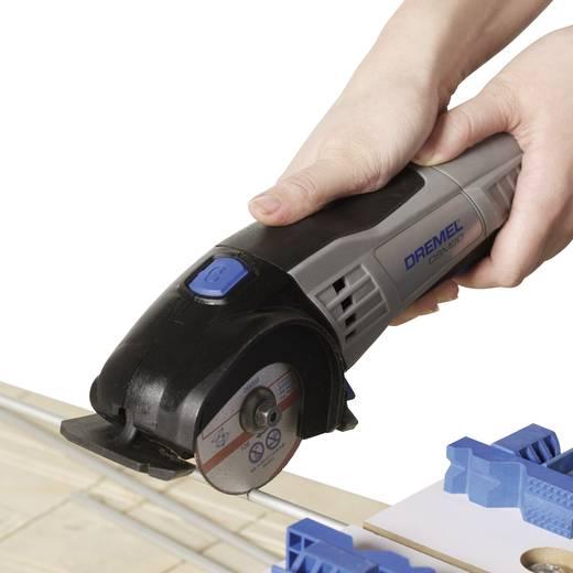 Mini körfűrész 8 vágótárcsával 710 W, Dremel DSM20/3-8 F013SM20KC