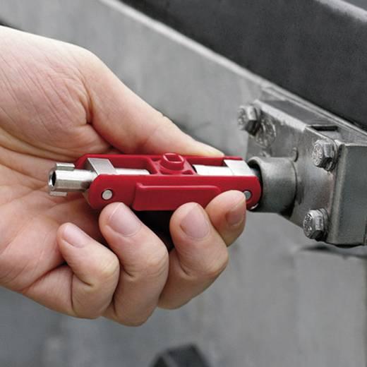 Univerzális kulcs szekrényekhez és elzáró rendszerekhez, Knipex 00 11 06 V02