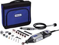 Kézi fúrógép, csiszológép, marógép készlet, flexibilis tengellyel, Dremel Mini Drill 4000-1/45 Dremel