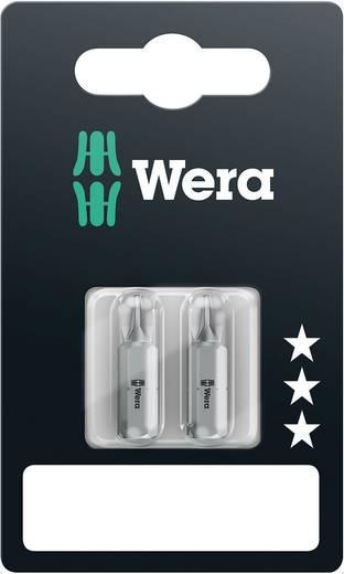 Wera 2 részes 855/1 Z kereszthornyú bit PZ 1/PZ 2 05073308001 Pozidriv Hossz:25 mm