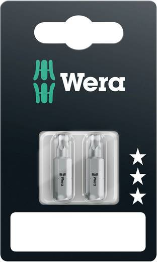 2 db 867/1 Z TORX® bit, 2 x T20 x 25 mm Wera 05073314001 Hossz:25 mm